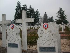 cimetière des Péjoces ,Dijon