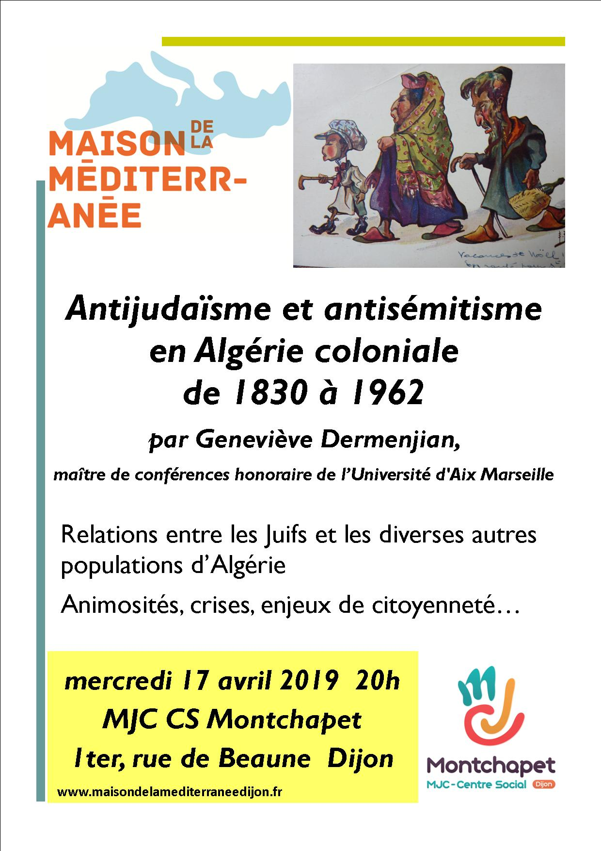 2019 maison de la m diterran e - Maison de la mediterranee ...